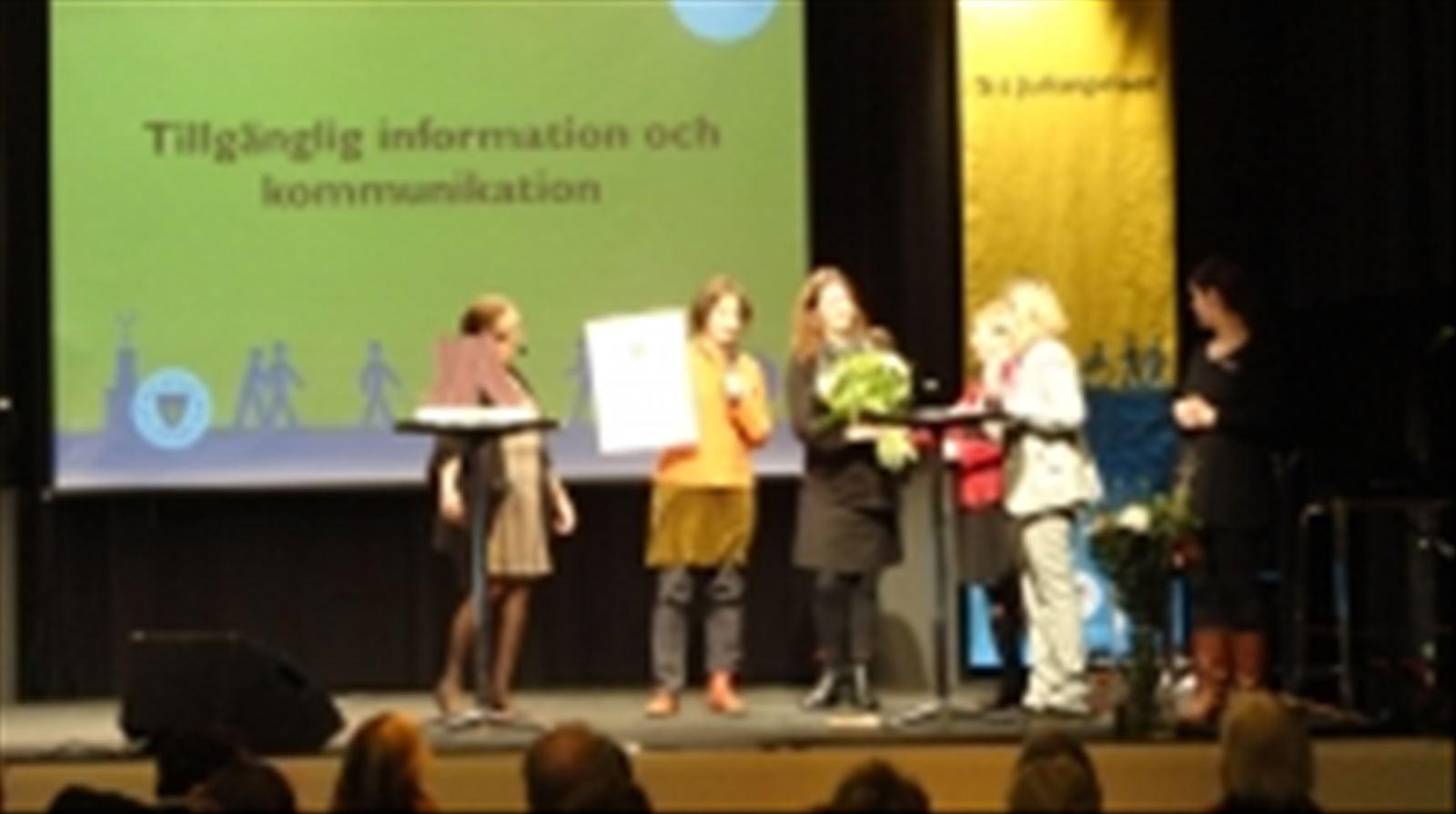 Vinnare info och Kommunikation Vasamuseet