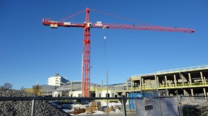 Bygget av Tyresö View