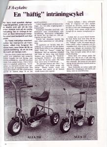 Ur Arbetsterapeuter sidan , 1981