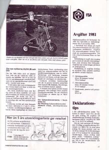 Ur Arbetsterapeuter sidan 2, 1981