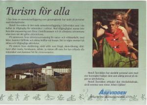 Källa Årevidden 1984
