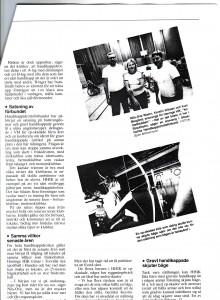 Kick 3 sidan 3, 1985