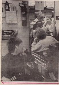 DN runt stan, sid 2 1985-08-05