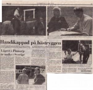 Kinda posten 1993-06-15